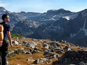 Image of Teton Crest Trail