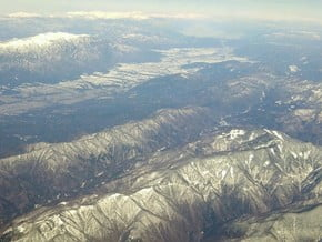 Image of Japanese Alps