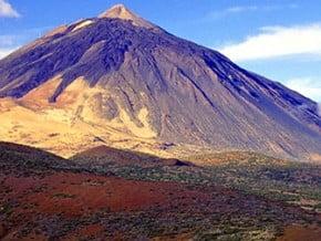 Image of Pico de Teide (3 718 m / 12 198 ft)