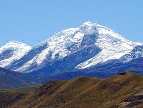 Image of Antisana (5 753 m / 18 875 ft)