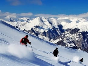 Image of Georgia Ski Touring, Caucasus Mountains