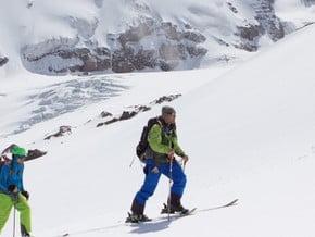 Image of Kazbek Skitour, Caucasus Mountains