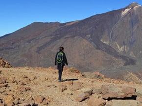 Image of Montana Blanca, Pico de Teide (3 718 m / 12 198 ft)