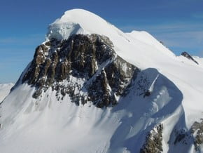 Image of Breithorn (4 164 m / 13 661 ft)