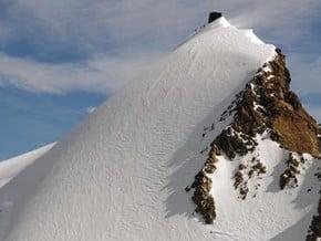 Image of Punta Gnifetti (4 554 m / 14 941 ft)