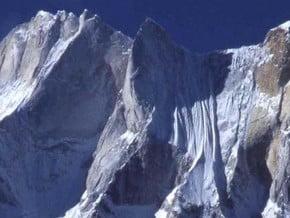 Image of Meru Peak (6 660 m / 21 850 ft)