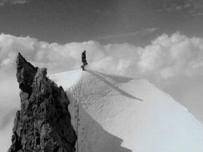 Image of via North Ridge, Dykhtau (5 204 m / 17 074 ft)
