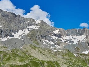 Image of Le Grand Bec (3 398 m / 11 148 ft)
