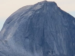 Image of Half Dome (2 690 m / 8 825 ft)