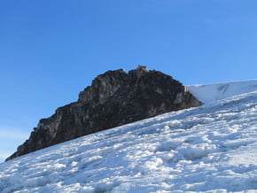 Image of Normal Glaciar Shimmer, Nevado del Tolima (5 200 m / 17 060 ft)