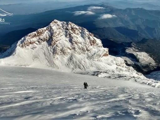 Pico de Orizaba, Mexico's greatest volcano