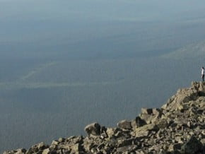 Image of Normal Route, Konzhakovskiy Kamen (1 569 m / 5 148 ft)