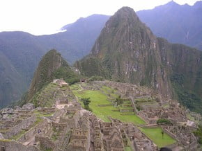 Image of Peruvian Andes