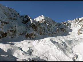 Image of Sulden Spitze (3 376 m / 11 076 ft)