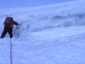 Image of Normal Route, Nevado Ancohuma (6 427 m / 21 086 ft)