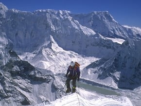 Image of South-East Ridge, Nuptse (7 864 m / 25 801 ft)