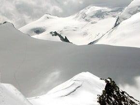 Image of West Ridge, Alphubel (4 206 m / 13 799 ft)