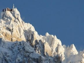 Image of Aiguille du Midi (3 842 m / 12 605 ft)