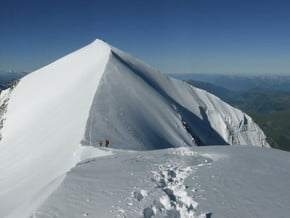Image of Traverse, Domes de Miage (3 673 m / 12 051 ft)