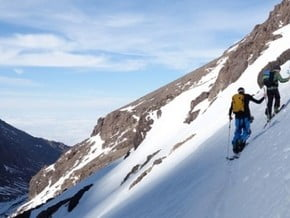 Image of Ski Tours in the High Atlas, Atlas Mountains