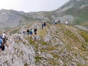 Image of Normal Route, Golemi Korab (2 764 m / 9 068 ft)