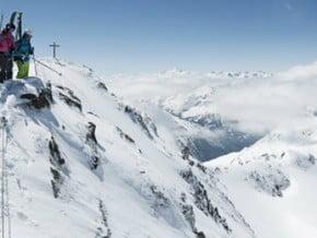 Image of Stubai Ski Tour, Alps