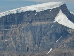 Image of Mount Kitchener (3 505 m / 11 499 ft)