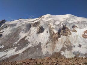 Image of 1B from pass Molodezhnyy, Molodezhnaya (4 147 m / 13 606 ft)