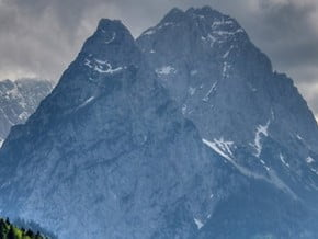 Image of Zugspitze (2 962 m / 9 718 ft)