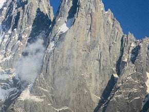 Image of North Face, Alps