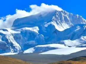 Image of Shishapangma (8 027 m / 26 335 ft)