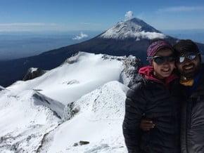 Image of Iztaccíhuatl (5 220 m / 17 126 ft)