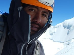 Image of Illimani (6 462 m / 21 201 ft)