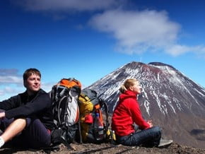 Image of Tongariro Alpine Crossing