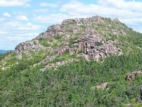 Image of Mount Carleton (820 m / 2 690 ft)
