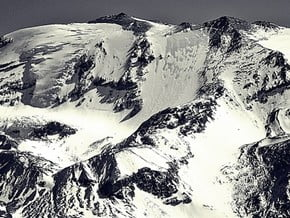 Image of Normal, Cerro Plomo (5 424 m / 17 795 ft)