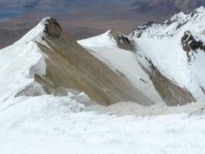 Image of Normal Route, Cerro Acotango (6 052 m / 19 856 ft)
