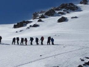Image of South Face, Jebel Toubkal (4 167 m / 13 671 ft)