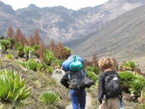 Image of Naro Moru, Mount Kenya (5 199 m / 17 057 ft)