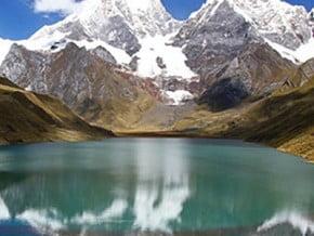 Image of Trekking Huayhuash and Climb Nevado Diablo Mudo (5350 m)
