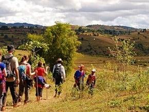 Image of Trekking in Myanmar