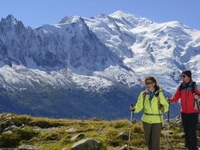 Image of Tour Du Mont Blanc Trek, Alps