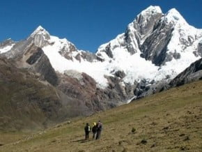 Image of Huayhuash Circuit, Andes