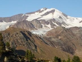 Image of Zufallspitze (3 757 m / 12 326 ft)
