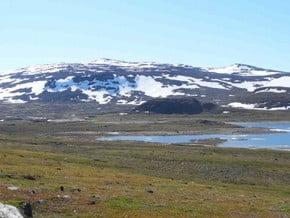 Image of Halti (1 328 m / 4 357 ft)