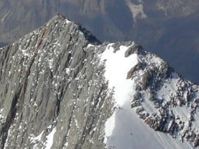 Image of South Face, Aiguille de la Berangère (3 425 m / 11 237 ft)