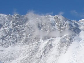 Image of Mount Vinson (4 897 m / 16 066 ft)