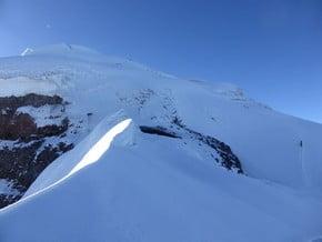 Image of Rompe Corazones, Cotopaxi (5 897 m / 19 347 ft)