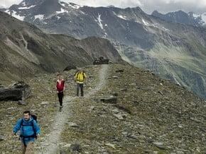 Image of Eagle Walk, Alps