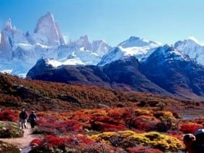 Image of Paine & Fitz Roy Trek, Andes